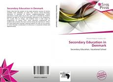Couverture de Secondary Education in Denmark