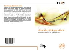 Bookcover of Secondary Hydrogen Bond