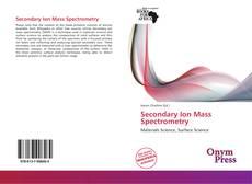 Secondary Ion Mass Spectrometry的封面