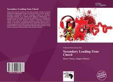 Buchcover von Secondary Leading-Tone Chord