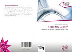 Bookcover of Secondary Liability