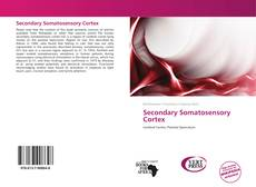 Capa do livro de Secondary Somatosensory Cortex