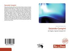 Bookcover of Secondo Campini