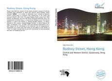Portada del libro de Rodney Street, Hong Kong