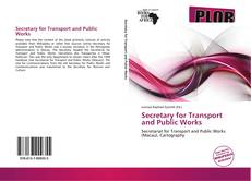 Buchcover von Secretary for Transport and Public Works