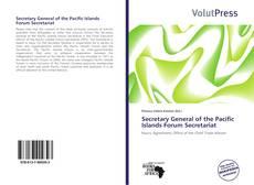 Couverture de Secretary General of the Pacific Islands Forum Secretariat