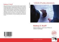 Copertina di Rodney S. Ruoff