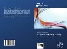Bookcover of Secretary of State (Ireland)