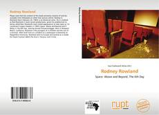 Bookcover of Rodney Rowland