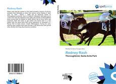Bookcover of Rodney Rash