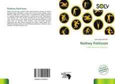 Copertina di Rodney Pattisson