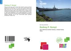 Borítókép a  Rodney P. Rempt - hoz