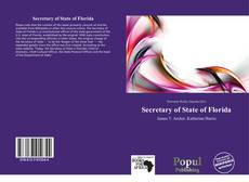 Bookcover of Secretary of State of Florida