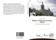 Portada del libro de Rodney O'Gliasain Kennedy-Minott