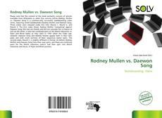 Copertina di Rodney Mullen vs. Daewon Song