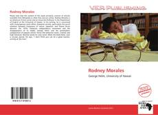 Bookcover of Rodney Morales