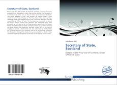 Secretary of State, Scotland kitap kapağı