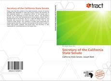 Bookcover of Secretary of the California State Senate