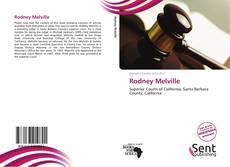 Обложка Rodney Melville