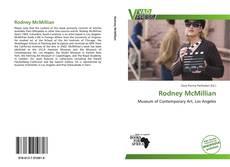 Borítókép a  Rodney McMillian - hoz