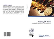 Bookcover of Rodney M. Davis
