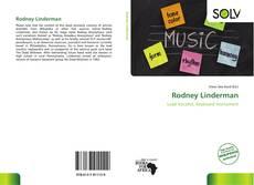 Capa do livro de Rodney Linderman