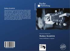 Bookcover of Rodney Kendrick