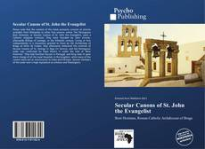 Buchcover von Secular Canons of St. John the Evangelist