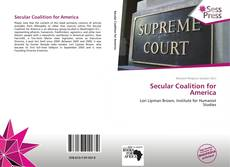 Bookcover of Secular Coalition for America