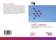 Rodney J. McKinley的封面