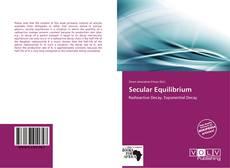 Обложка Secular Equilibrium