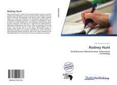 Bookcover of Rodney Hunt