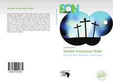Portada del libro de Secular Franciscan Order