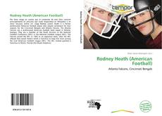 Portada del libro de Rodney Heath (American Football)