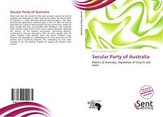 Bookcover of Secular Party of Australia