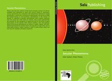 Bookcover of Secular Phenomena