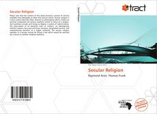 Bookcover of Secular Religion