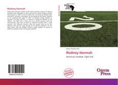 Buchcover von Rodney Hannah