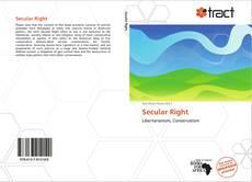 Обложка Secular Right