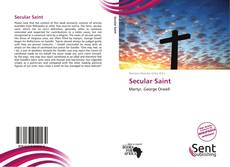 Bookcover of Secular Saint