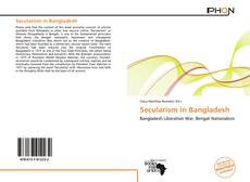 Capa do livro de Secularism in Bangladesh