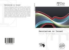 Buchcover von Secularism in Israel