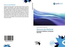Secure by Default kitap kapağı