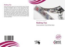 Copertina di Rodney Fox