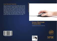 Portada del libro de Secure Electronic Transaction