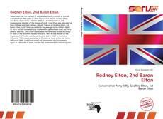 Bookcover of Rodney Elton, 2nd Baron Elton