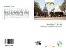 Bookcover of Rodney E. Slater
