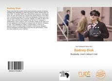 Обложка Rodney Diak