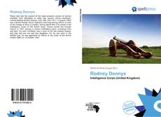 Bookcover of Rodney Dennys