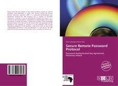 Secure Remote Password Protocol的封面